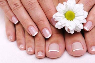 Bio Sculpture gel nails in Bishops Stortford