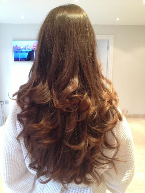 Mobile blow dry & hair finishing in St Albans